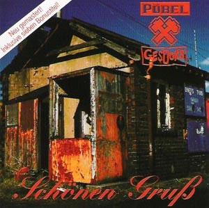 Pöbel & Gesocks - Schönen Gruß CD