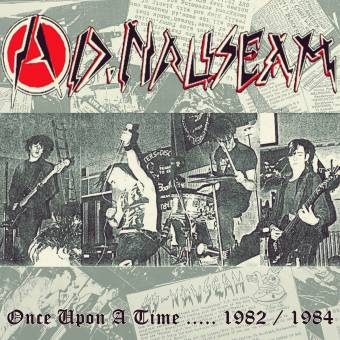 """Ad Nauseam """"Once upon a time.... 1982 / 1984"""" LP"""