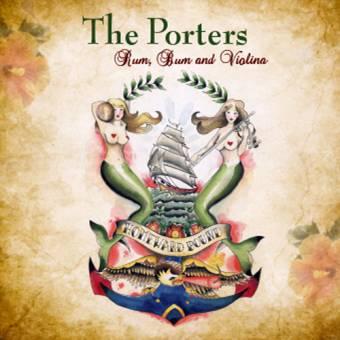 """Porters """"Rum, Bum & Violina"""" LP (180 gramm)"""