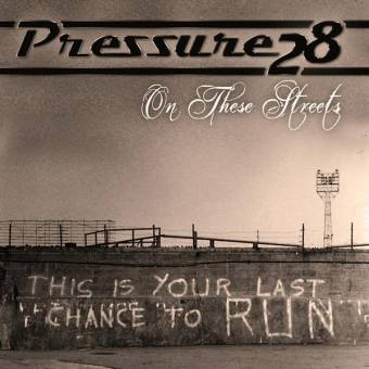 "Pressure 28 ""On the streets"" EP 7"" (lim. 300, grey + MP3)"