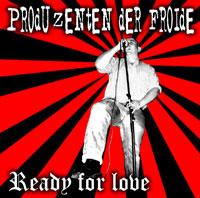 Produzenten der Froide - Ready for love CD