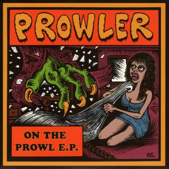 "Prowler ""On the Prowl"" EP 7"" (lim. 300 green)"