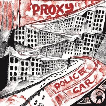 "Proxy ""Police Car"" EP 7"" (lim. 600, black)"