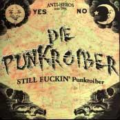 """Punkroiber """"Still Fuckin´Punkroiber"""" CD"""