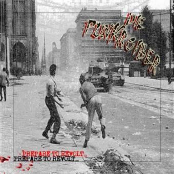 "Punkroiber ""Prepare to Revolt"" LP (download, col.)"