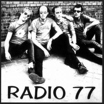 "Radio 77 ""Terrorismo Juvenil"" LP (lim. 500, black)"