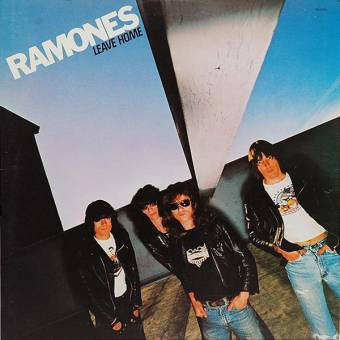 "Ramones ""Leave Home"" LP (lim. 180 gramm, black)"