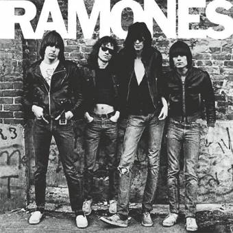 "Ramones ""same"" LP (black)"