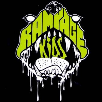 "Rampage Kids ""same"" EP 7"" (clear-purple)"