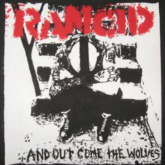"Rancid ""And Out Come The Wolves - 20th Anniversary"" LP (Poster+MP3)"