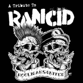 "V/A A Tribute to Rancid ""Hooligans United"" 3xLP (lim. 700, green)"