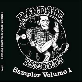 V/A Randale Records Sampler Volume 1 DoCD (cardboard)