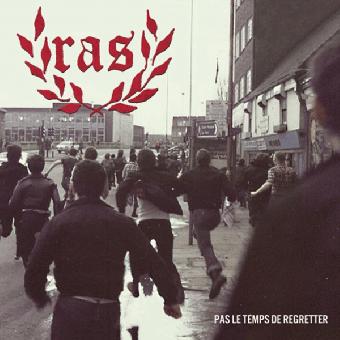 """RAS """"Pas le Temps de Regretter"""" 12"""" MLP (lim. 500, red, 2nd press)"""