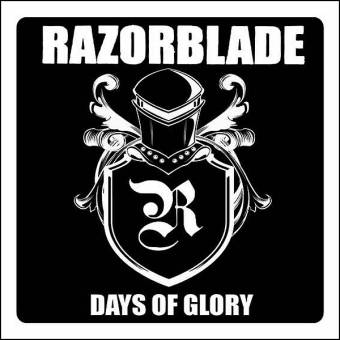 "Razorblade ""Days Of Glory"" CD (lim. 600)"