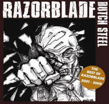 Razorblade - Dutch Steel (Best of) CD