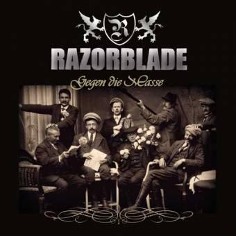 """Razorblade """"Gegen die Masse"""" LP (colored vinyl)"""