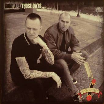 "Razorcut ""Gone are those days"" MLP 10"" (2nd press, lim. 200 splatter)"