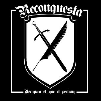 """Reconquesta """"Recupera el que et pertany"""" LP (2nd press, lim. 500, black)"""