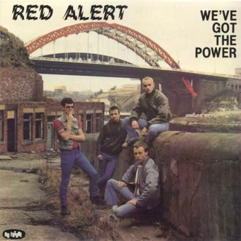 "Red Alert ""We`ve got the power"" CD"