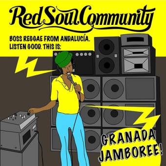 "Red Soul Community ""Granada Jomboree"" EP 7"" (lim. yellow)"