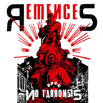"""Remences """"No T`arronsis"""" LP (lim. 500, black + Poster)"""