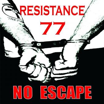 """Resistance 77 """"No Escape"""" CD (Mediabook)"""