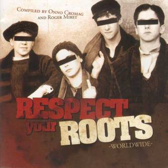 V/A Respect Your Roots Worldwide CD