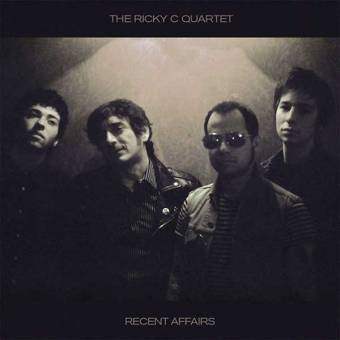 "Ricky C Quartet, The ""Recent Affairs"" LP (lim. 300, black)"