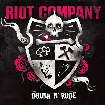 "Riot Company ""Drunk`n`Rude"" CD (DigiPac)"