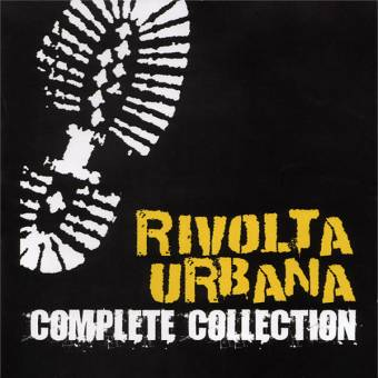 "Rivolta Urbana ""Complete Collection"" CD (lim. 100)"