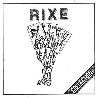 "RIXE ""Collection"" LP + A2 Poster"