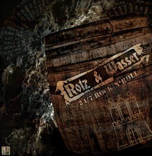 "Rotz & Wasser ""24/7 Rock`n`Roll"" CD"