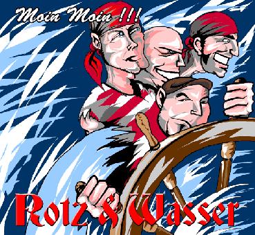 "Rotz & Wasser ""Moin Moin"" CD"