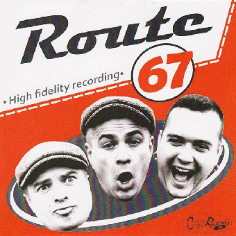 "Route 67 ""Long Lonesome Highway"" EP 7"" (lim. 150, black)"