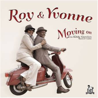 "Roy & Yvonne ""Moving on"" CD"
