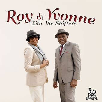 """Roy & Yvonne """"with the Shifters"""" EP 7"""" (lim. 500)"""