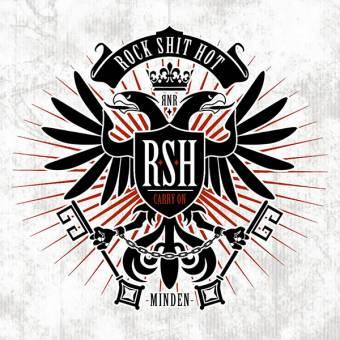 "Rock Shit Hot ""Carry on"" CD (DigiPac)"