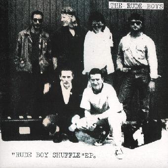 """Rude Boys, The """"Rude Boy Shuffle"""" EP 7"""""""