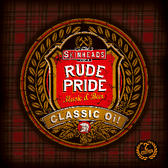 Rude Pride - same EP (lim. 250, black Vinyl, DL Code)