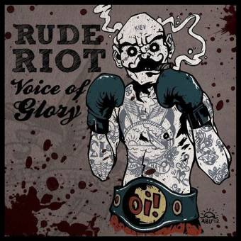 "Rude Riot ""Voice of Glory"" CD (DigiPac)"