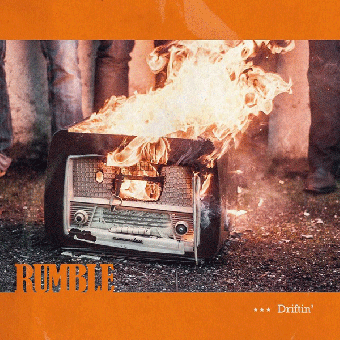 "Rumble ""Driftin"" LP"