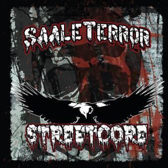 """SaaleTerror """"Streetcore"""" CD"""