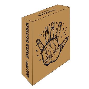 """Berliner Weisse """"High Five"""" CD-Sammlerbox (lim. 300)"""