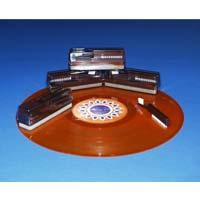 Schallplatten-Samtreiniger