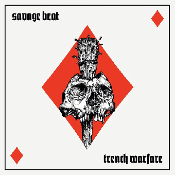 "Savage Beat ""Trench Warfare"" 12"" MLP (black)"
