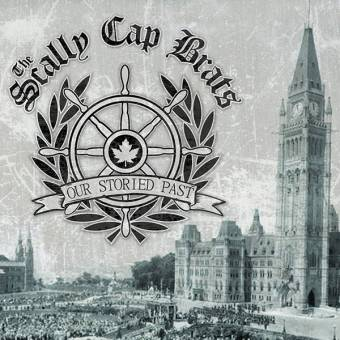 "Scally Cap Brats, the ""Our storied past"" CD-R"