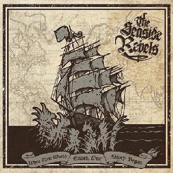 "Seaside Rebels ""When their world ended, our story began"" CD"