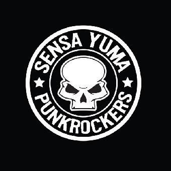 """Sensa Yuma """"Punkrockers"""" CD"""