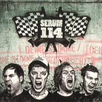"""Serum 114 """"Deine Stimme / Dein Gesicht"""" CD (DigiPac)"""