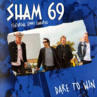 "Sham 69 ""Dare to win"" MCD"